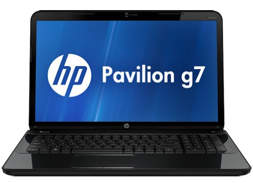 HP Pavilion g7-2240us 17.3-Inch Laptop (Black)
