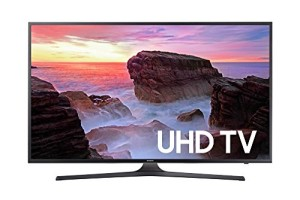 Samsung Electronics UN75MU6300 75-Inch 4K Ultra HD Smart LED TV (2017 Model)